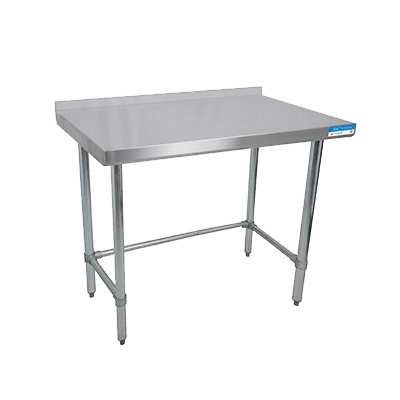 BK Resources SVTROB-4830 Work Table, 48″W x 30″D, 18/43…