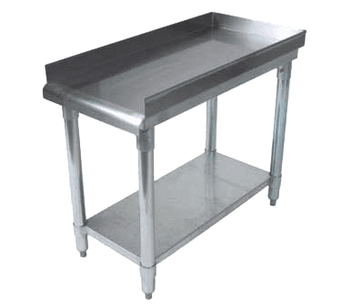 BK Resources VETS-1530 Equipment Stand, 16″W x 30″D x…
