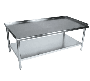 BK Resources VETS-6030 Equipment Stand