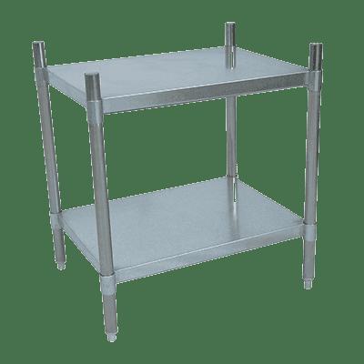 BK Resources VSU3-3124 Dry Storage Shelving Unit, 31″…