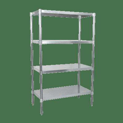 BK Resources VSU6-3124 Dry Storage Shelving Unit