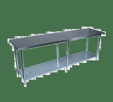 BK Resources VTT-9624 Work Table