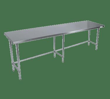 BK Resources VTTOB-8424 Work Table