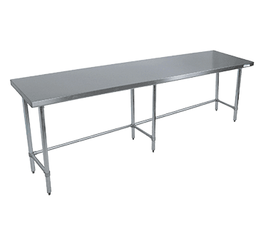 BK Resources VTTOB-9630 Work Table, 96″W x 30″D, 18/43…