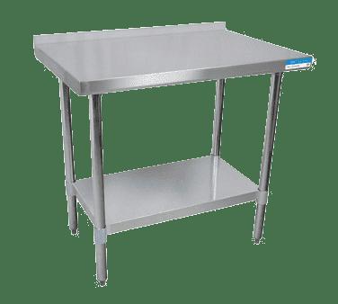 BK Resources VTTR-1872 Work Table