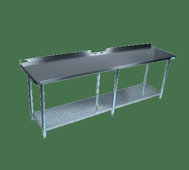 BK Resources VTTR-1884 Work Table