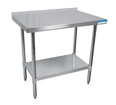 BK Resources VTTR-7224 Work Table