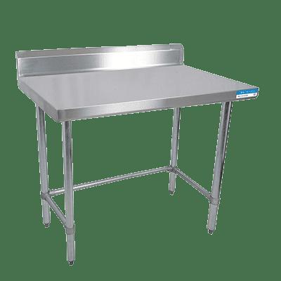 BK Resources VTTR5OB-2424 Work Table, 24″W x 24″D, 18/43…