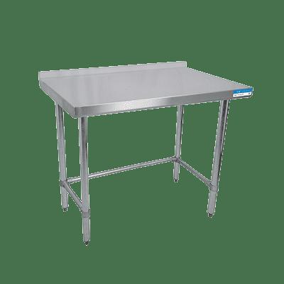 BK Resources VTTROB-7230 Work Table, 72″W x 30″D, 18/43…