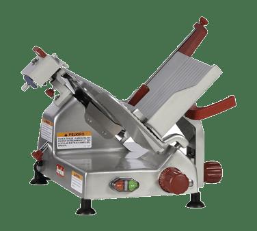 Berkel 825A-PLUS 10″ Manual Gravity Feed Meat Slicer – 1/3 hp
