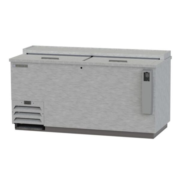 Beverage Air DW64HC-S-29 65″ Frosty Brew Stainless Steel Deep Well Bottle Cooler