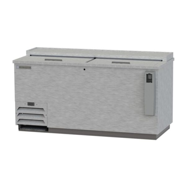 Beverage Air DW64HC-S 65″ Stainless Steel Deep Well Bottle Cooler