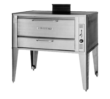 Oven, Deck-Type, Gas