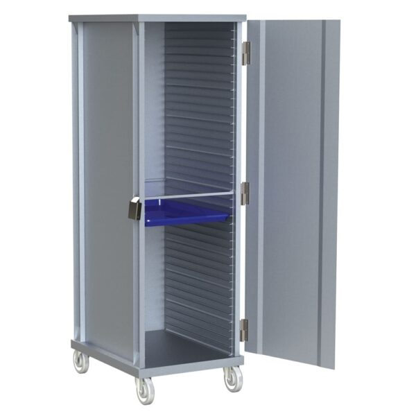 Choice Equipment CC40 Cabinet, mobile, enclosed, 70″…