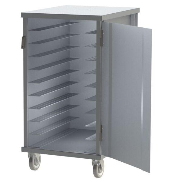 Choice Equipment CCM1810-3-40 Modular Decking Cabinet, half …