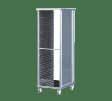 Choice Equipment CCSR60 Speed Rack Cabinet, 70″H, end …