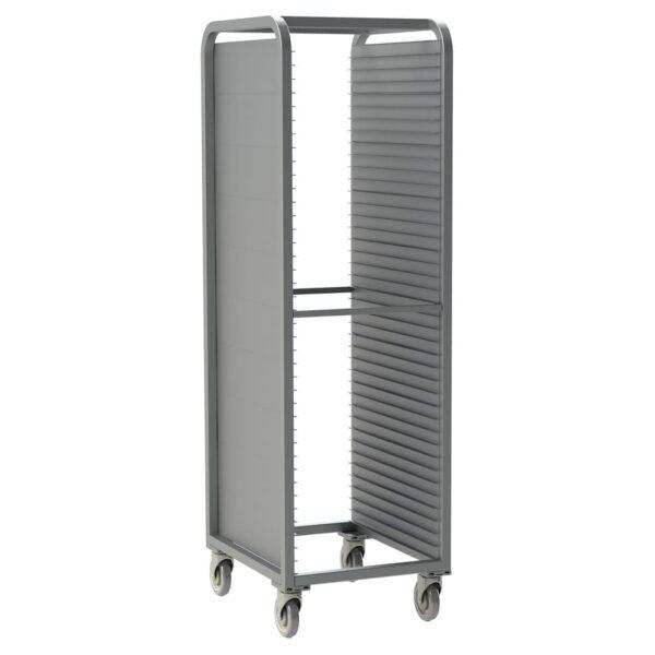 Choice Equipment CCSRE40 Economy Speed Rack Cabinet, 70…