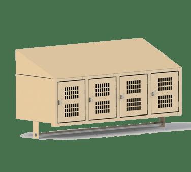 Choice Equipment EL-GR-KIT Garment Rod Kit, for employee …