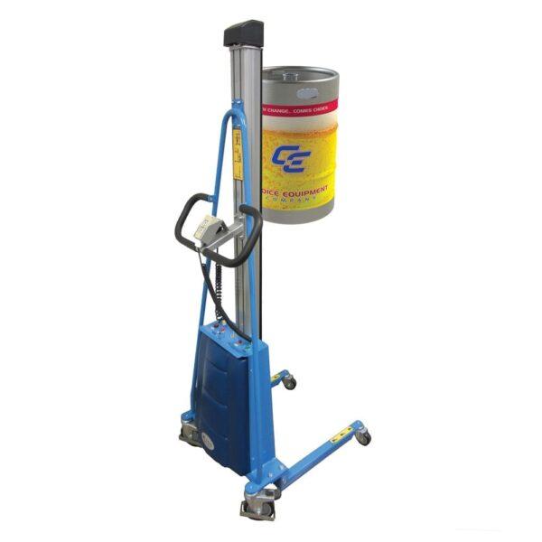 Choice Equipment KL-150E Electric Keg Lifter, 23″W x 29…