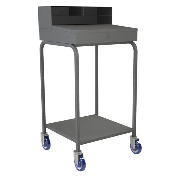 Choice Equipment MH40-1-M Receiving Desk, mobile, 24″W x…