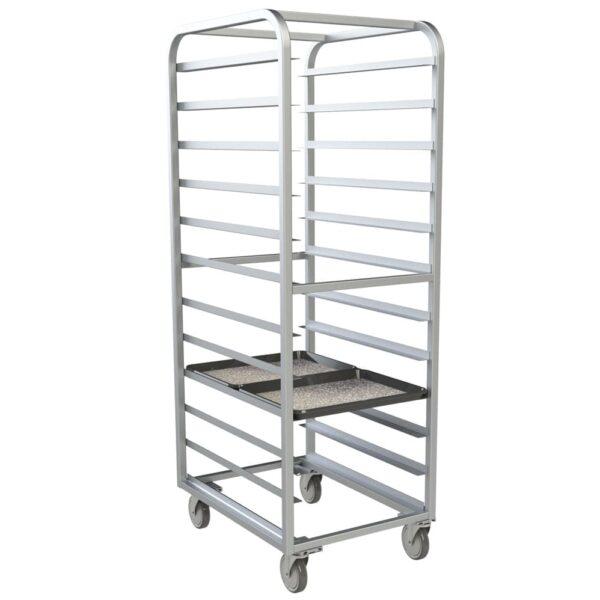 Choice Equipment PR18-A-1810/30 Tray Retrieval Rack, 71″H, mob…