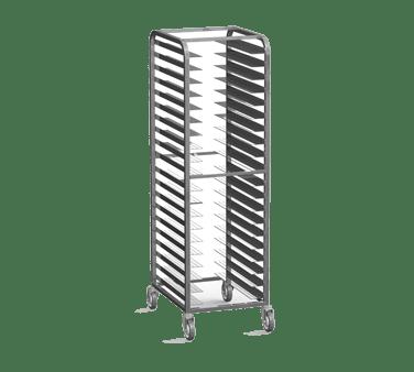 Choice Equipment PR20-A-1820 Universal Pan Rack, 69″H, end …