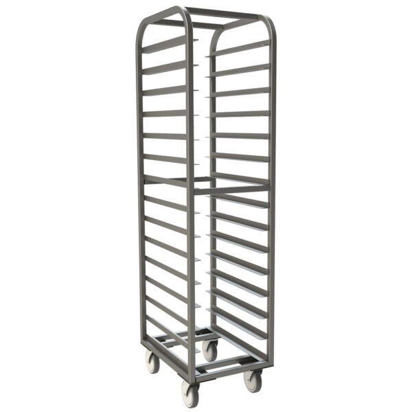 Choice Equipment PR30-S-12 Steam Table Pan Rack, 69″H