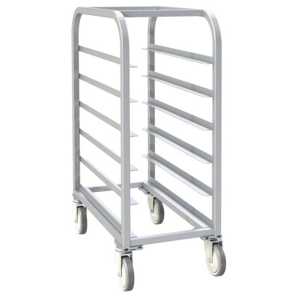 Choice Equipment PR35-A-106-36 Platter Tray Rack, 36″H, half …