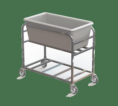 Choice Equipment PR45-A-5 Bulk Mover Rack, 36″H, for 5 b…