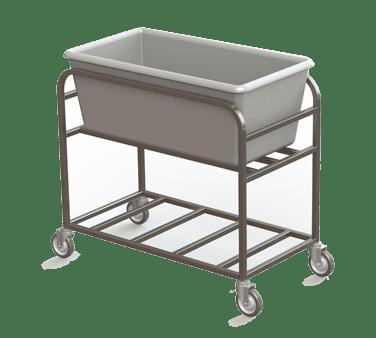Choice Equipment PR45-S-5 Bulk Mover Rack, 36″H, for 5 b…
