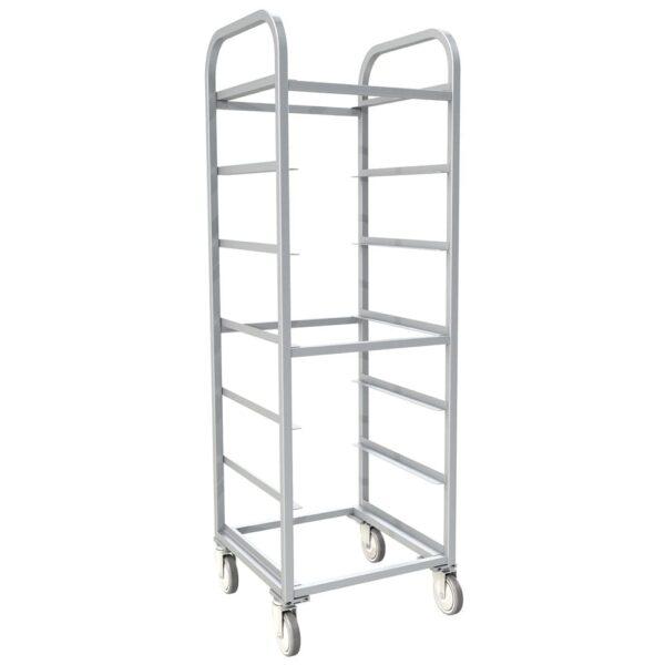 Choice Equipment PR58-A-206H Glass Tray Rack, 38″H, half si…