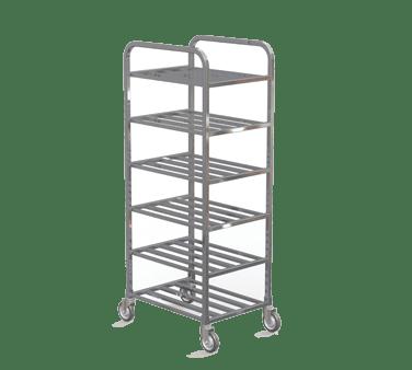Choice Equipment PR70-A-4-T-43 Universal Shelf Cart, 26″L x 2…