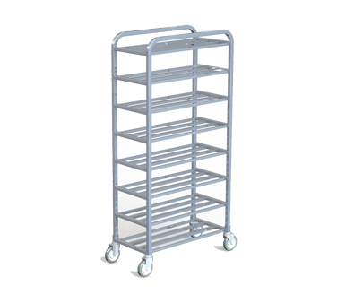 Choice Equipment PR70-A-5-P Universal Shelf Cart, 30″L x 1…
