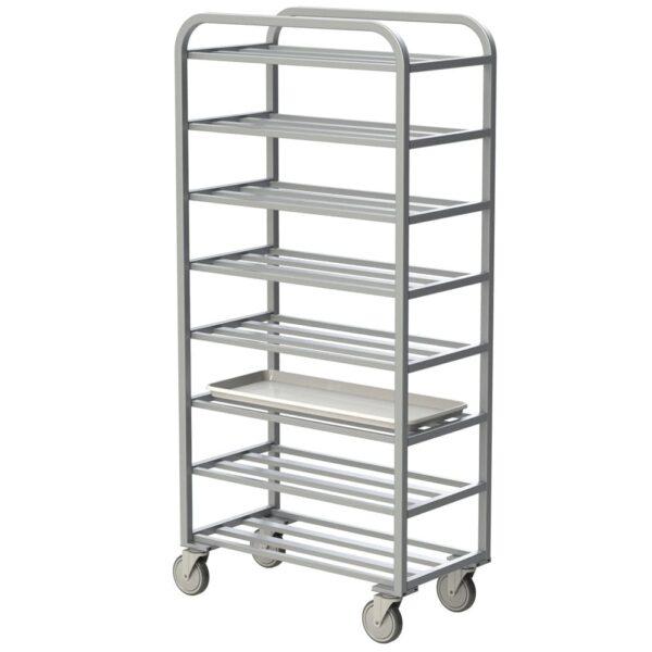 Choice Equipment PR70-A-8-P Universal Shelf Cart, 30″L x 1…