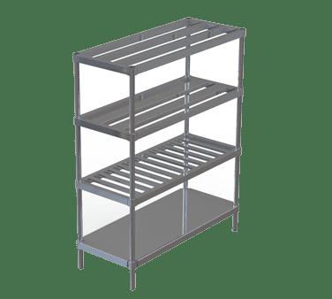 Choice Equipment SU20-4824-T Shelf, tubular, 48″W x 24″D, a…
