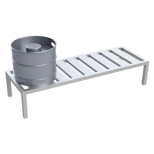 Choice Equipment SU33-482012-C Keg Storage Rack, 48″W