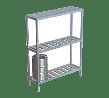 Choice Equipment SU45-6 Keg Rack Unit