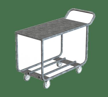 Choice Equipment UC50-2244 Produce Stocking Cart, open ba…
