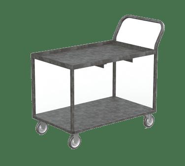 Choice Equipment UC60-2244 Wet Produce Stocking Cart, ope…
