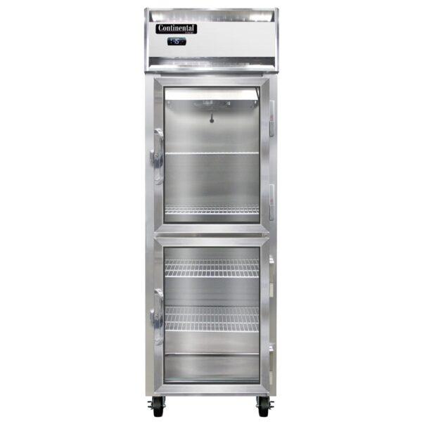 Continental Refrigerator 1F-LT-SS-GD-HD