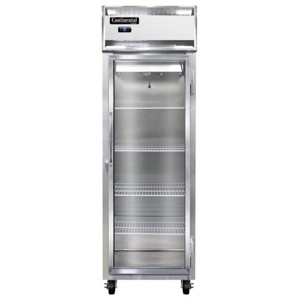 Continental Refrigerator 1F-LT-SS-GD