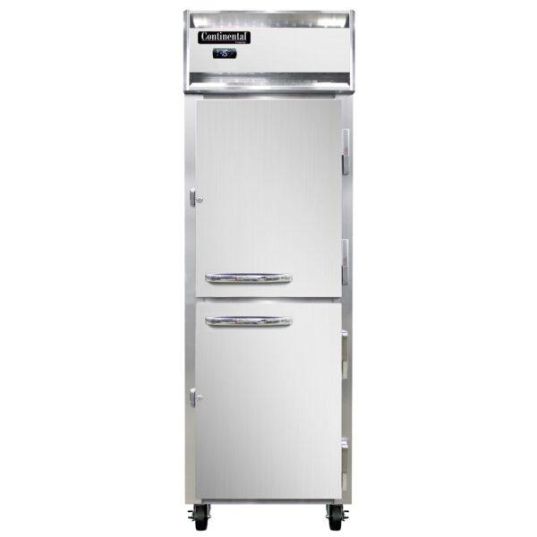 Continental Refrigerator 1F-LT-SS-HD