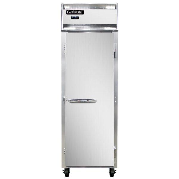 Continental Refrigerator 1F-SS-PT