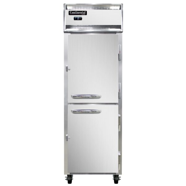 Continental Refrigerator 1F-SS-PT-HD