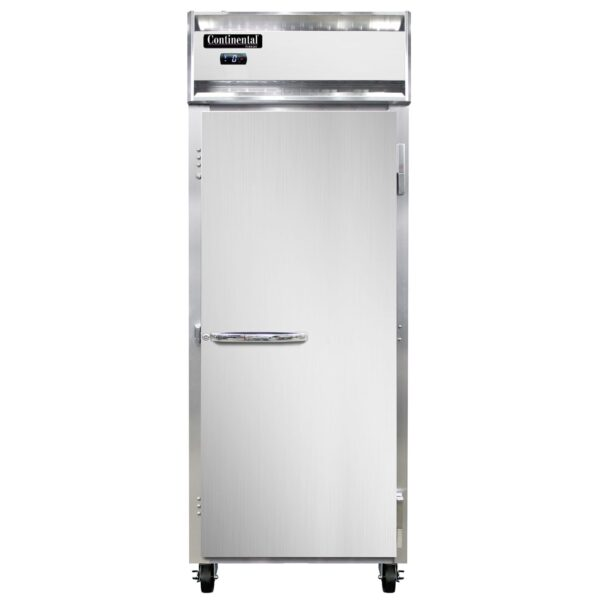 Continental Refrigerator 1FE-SS-PT