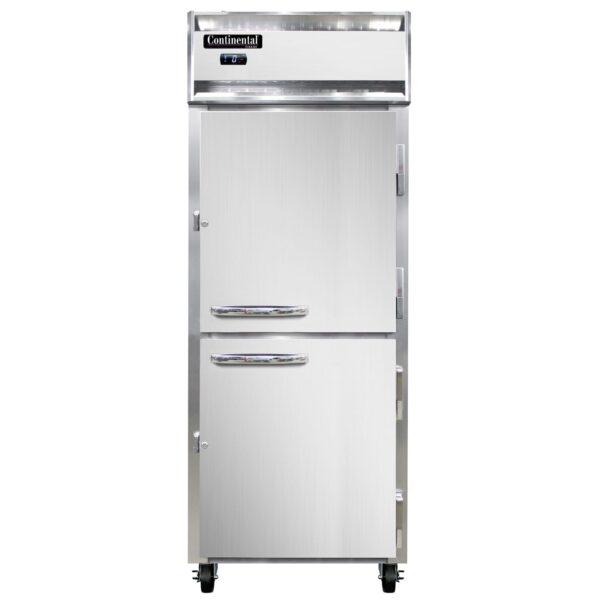 Continental Refrigerator 1FE-SS-PT-HD