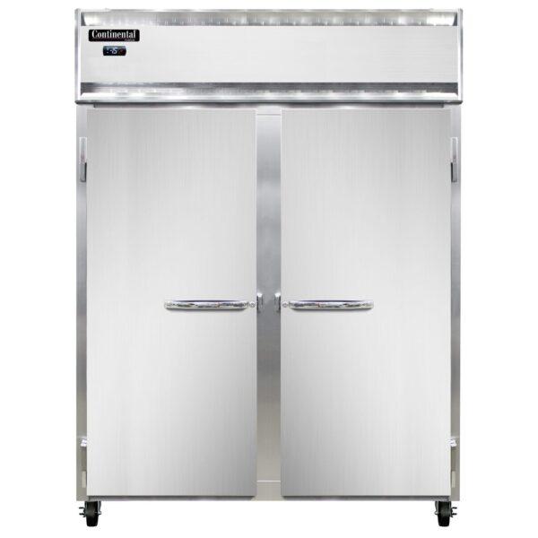 Freezer, Low Temperature, Reach-In