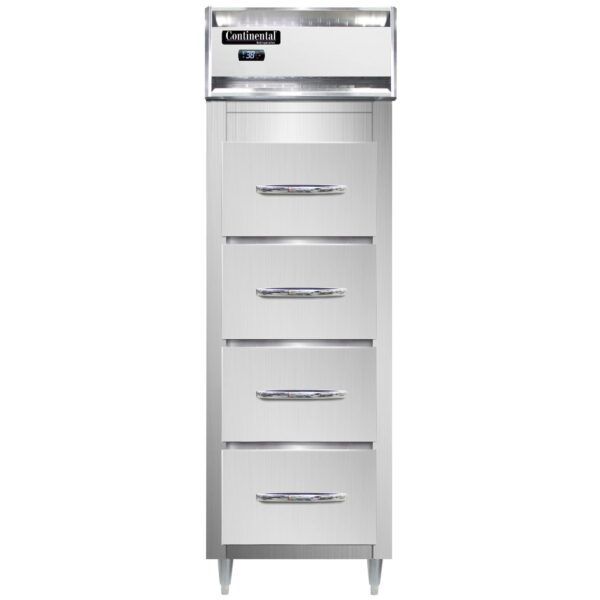 Continental Refrigerator D1RSNSS-F