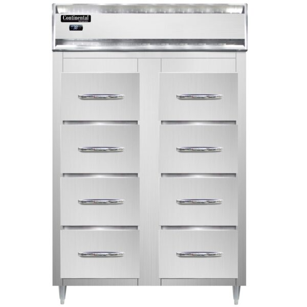 Continental Refrigerator D2RSNSS-F