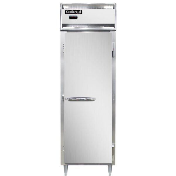 Continental Refrigerator DL1W-SS